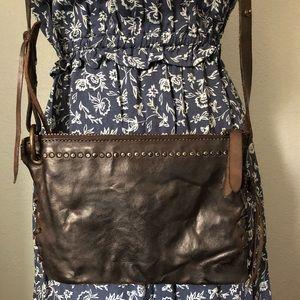 Frye Samantha Crossbody Bag